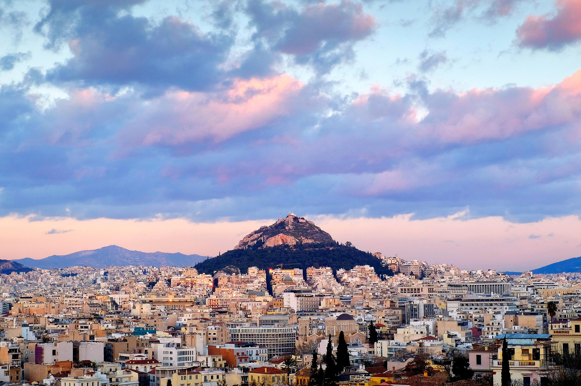 Iconic Places in Athens