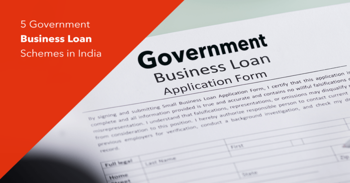 government loan schemes 2021